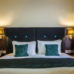 Отель Holiday Inn London - Kensington 4* Представительский номер с различными типами кроватей фото 11