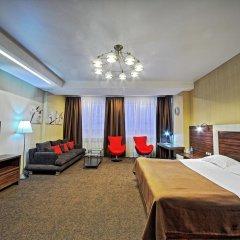 Отель Атлас 2* Кровать в общем номере фото 6
