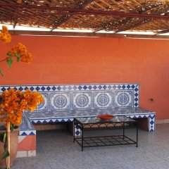 Отель Appartement Anatim Марокко, Уарзазат - отзывы, цены и фото номеров - забронировать отель Appartement Anatim онлайн интерьер отеля фото 2