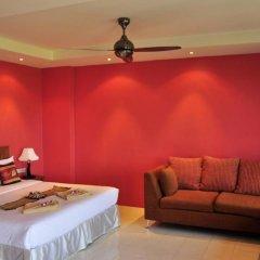 Отель Baan Chayna Resort Улучшенный номер фото 4