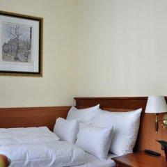Отель City Pension 4* Стандартный номер с различными типами кроватей фото 14