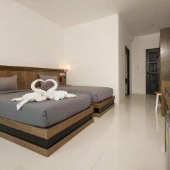 M.U.DEN Patong Phuket Hotel 3* Улучшенный номер двуспальная кровать