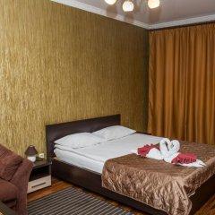 Мини-Отель Уют Стандартный семейный номер с различными типами кроватей фото 7