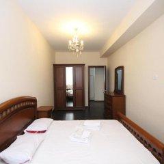 Апартаменты Rent in Yerevan - Apartments on Sakharov Square Люкс разные типы кроватей фото 8