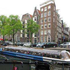 Отель Sir Nico Guest House Нидерланды, Амстердам - отзывы, цены и фото номеров - забронировать отель Sir Nico Guest House онлайн приотельная территория