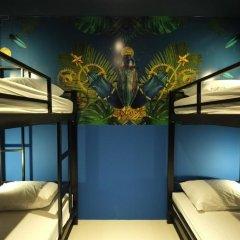 Everyday Bangkok Hostel Кровать в общем номере фото 11