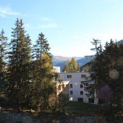 Отель Alberti 5 Швейцария, Давос - отзывы, цены и фото номеров - забронировать отель Alberti 5 онлайн приотельная территория