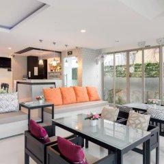 Апартаменты G1 Serviced Apartment Kamala Beach Стандартный номер с различными типами кроватей фото 14