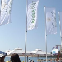 Hotel Aruba пляж