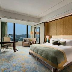 Kempinski Hotel Xiamen 5* Номер Делюкс с различными типами кроватей фото 4