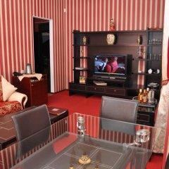 PAN Inter Hotel 4* Люкс Премиум с двуспальной кроватью фото 9