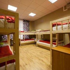 Хостел Tverskaya Street Кровать в женском общем номере двухъярусные кровати фото 15