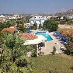 Faliro Hotel бассейн фото 3