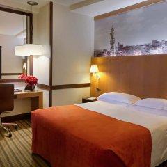 Отель Starhotels Ritz 4* Улучшенный номер с различными типами кроватей фото 14