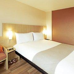 Отель ibis Paris Porte d'Orléans 3* Стандартный номер с различными типами кроватей фото 5
