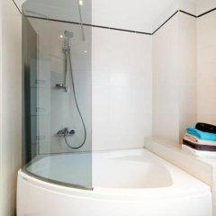 Отель Parkers Boutique Apartments Эстония, Таллин - отзывы, цены и фото номеров - забронировать отель Parkers Boutique Apartments онлайн ванная фото 2
