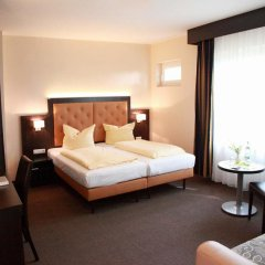 Hotel zur Heideblüte комната для гостей