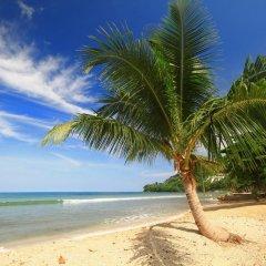 Отель Di Pantai Boutique Beach Resort пляж фото 2