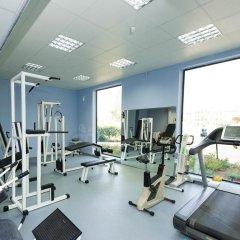Отель Odessa Beach Протарас фитнесс-зал фото 2