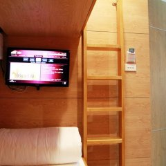 Отель VATC SleepPod Terminal 2 Стандартный номер с различными типами кроватей фото 2