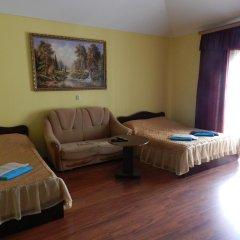 Гостевой дом Домашний Уют комната для гостей фото 2