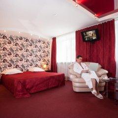 Гостиница AMAKS Центральная Полулюкс разные типы кроватей фото 10