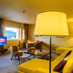 Отель Transcorp Hilton Abuja комната для гостей фото 5