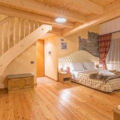 Hotel Lo Scoiattolo 4* Люкс с различными типами кроватей фото 9