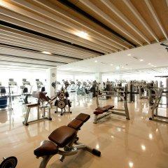 Отель Mayfield Suites фитнесс-зал