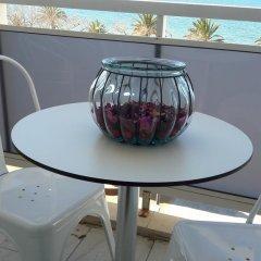 Отель La Carabela Испания, Курорт Росес - отзывы, цены и фото номеров - забронировать отель La Carabela онлайн приотельная территория фото 2