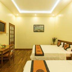 Отель Qua Cam Tim Homestay Стандартный номер с различными типами кроватей фото 3