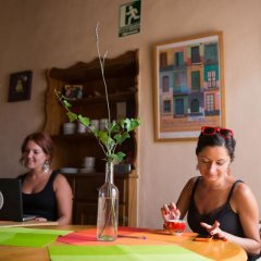 La Terrera Youth Hostel питание фото 3