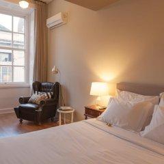 Отель B The Guest Downtown 3* Улучшенный номер разные типы кроватей фото 12