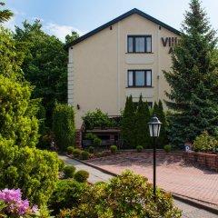 Отель Villa Ambra парковка