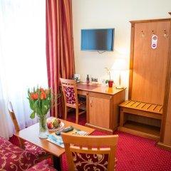 Отель City Pension удобства в номере