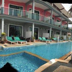 Отель Pinky Bungalow 2* Стандартный номер фото 9