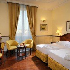 Отель Worldhotel Cristoforo Colombo 4* Улучшенный номер с различными типами кроватей фото 12
