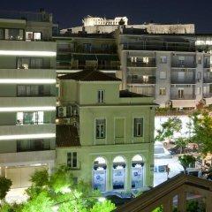 Hera Hotel 4* Стандартный номер с различными типами кроватей фото 20