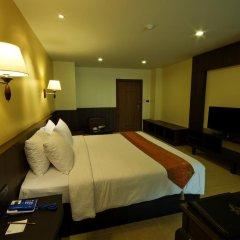 Отель Baywalk Residence Pattaya By Thaiwat 3* Стандартный номер с разными типами кроватей фото 4