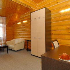 Белка Отель 3* Стандартный номер с двуспальной кроватью фото 5