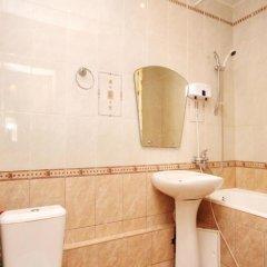 Апартаменты Fletkom Apartments on 50 Let VLKSM Street ванная фото 2