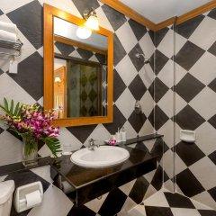 Отель Bangkok Residence 2* Улучшенный номер с двуспальной кроватью фото 5