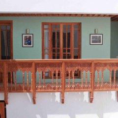 Отель Riad Dar Karima Марокко, Рабат - отзывы, цены и фото номеров - забронировать отель Riad Dar Karima онлайн балкон