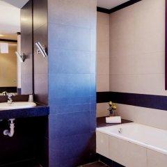 Отель Vita Toledo Layos Golf 4* Улучшенный номер с различными типами кроватей фото 5