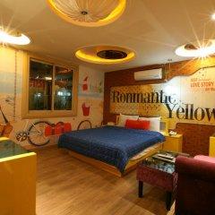 Haeundae Grimm Hotel 2* Стандартный номер с различными типами кроватей фото 14