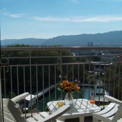 EMA House Hotel Suites балкон