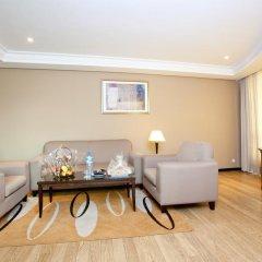 Отель Le Palace D Anfa 5* Президентский люкс с различными типами кроватей фото 7