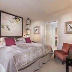 Hotel Balmoral - Champs Elysees 4* Стандартный номер с различными типами кроватей фото 11
