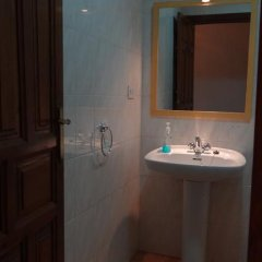 Отель Pensión Olympia 2* Стандартный номер с различными типами кроватей фото 21
