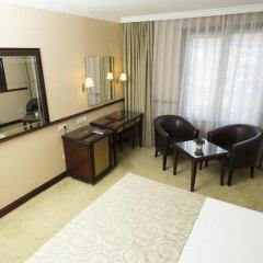 Topkapi Inter Istanbul Hotel 4* Стандартный номер с двуспальной кроватью фото 24
